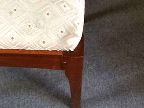 Freecycle Nathan dining chair