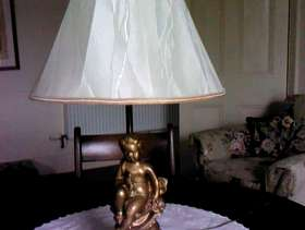 Freecycle Lamp
