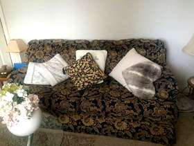 Freecycle 3 seater settee