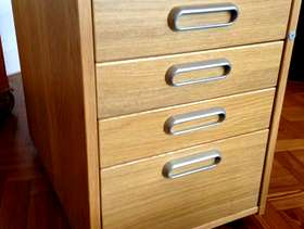 Freecycle Office drawers