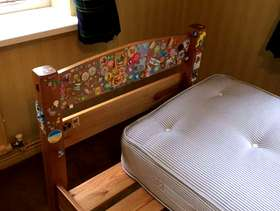 Freecycle Child's bed