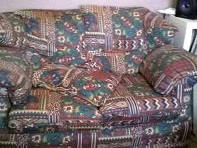 Freecycle 2 seater sofa bed