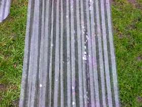 Freecycle Corrugated plastic sheets