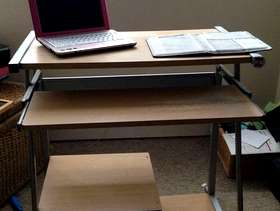 Freecycle Computer desk