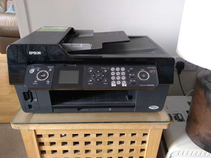 EPSON DX9400 SCANNER TREIBER WINDOWS 10