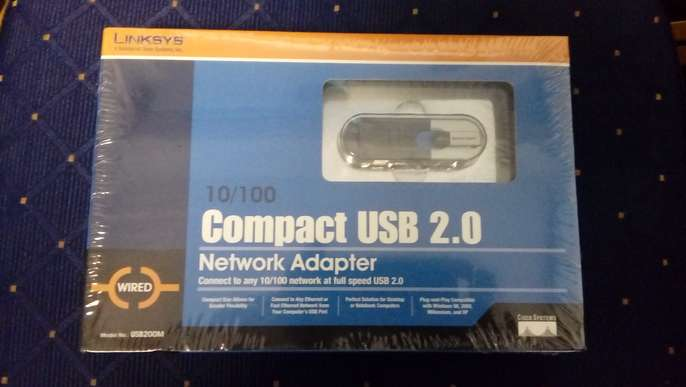 LINKSYS USB200M DRIVERS WINDOWS XP