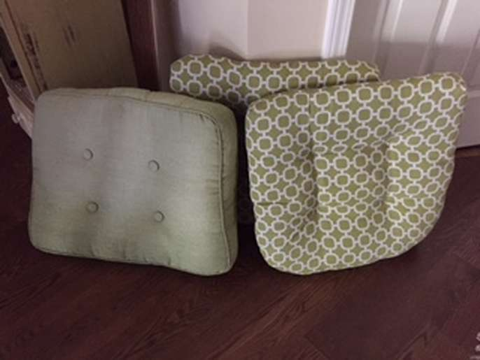 FreelyWheely 2 20 X 20 Outdoor Chair Cushions
