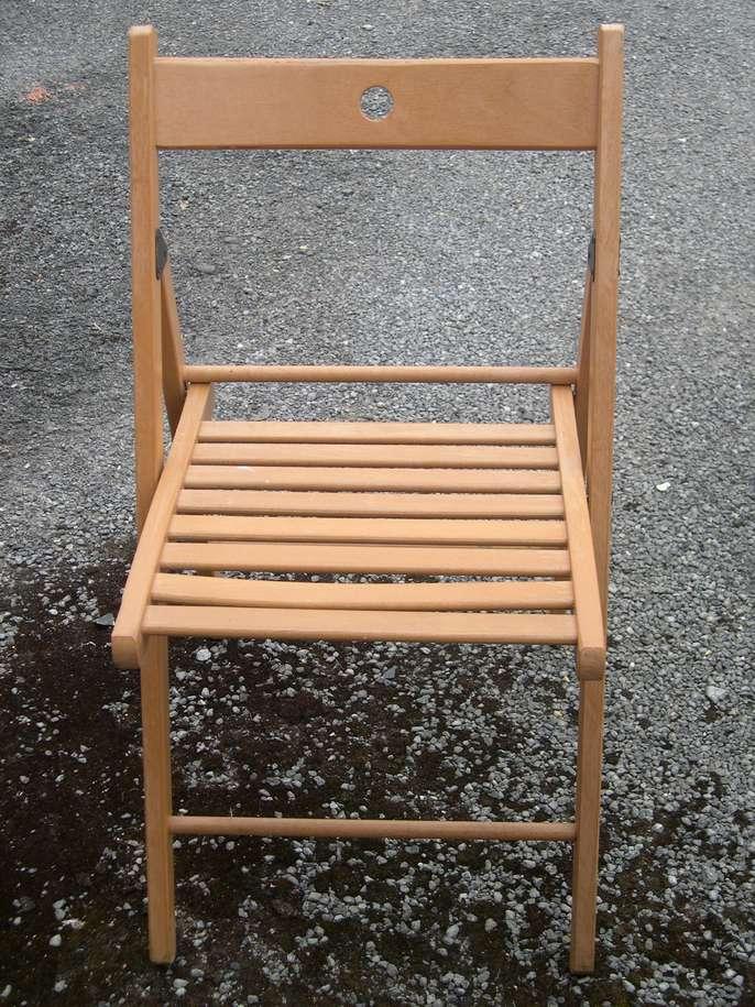 freelywheely ikea terje wooden folding chair. Black Bedroom Furniture Sets. Home Design Ideas