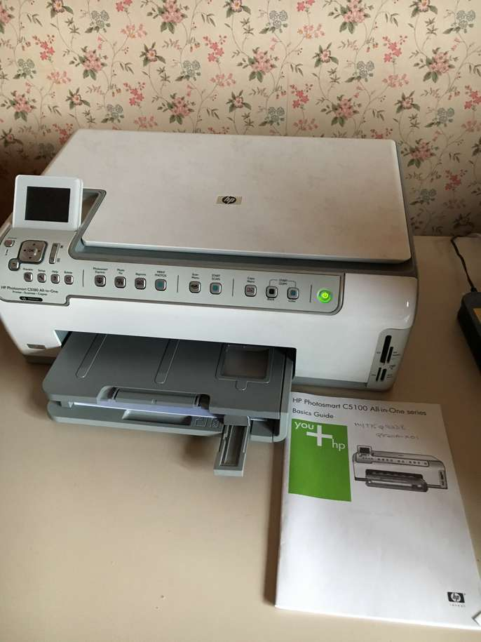 HP C5100 SERIES PRINTER DRIVER FOR WINDOWS DOWNLOAD
