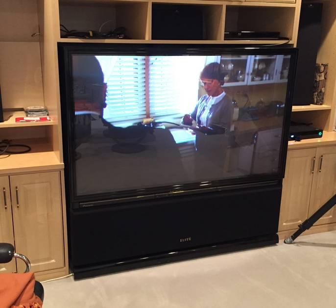 freelywheely pioneer elite pro 700 hd 65 tv rh freelywheely com Pioneer Elite TV Parts Pioneer TV Troubleshooting