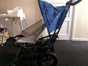 Freecycle Microlite pushchair