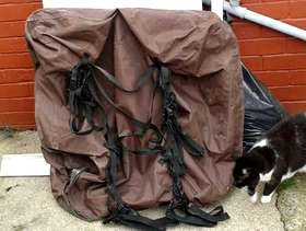 Freecycle Roof cargo bag