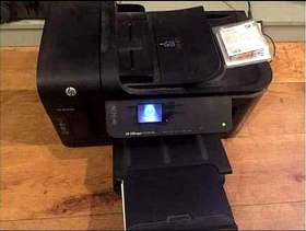 Freecycle HP officejet 6500a plus SPARES/REPAIRS