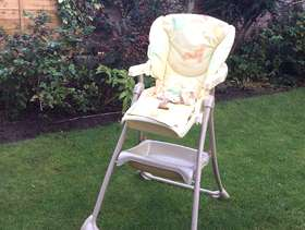 Freecycle Mamas and Papas high chair
