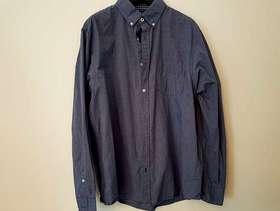Freecycle Mens 'Maine New England Classics' Shirt (medium) - £5