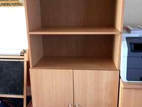 Freecycle Wooden shelf