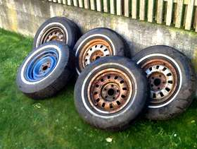 Freecycle Wheels and tires