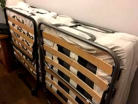Freecycle Fold up beds