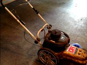 Freecycle Trimmer/Mower