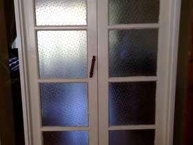 Freecycle Solid wooden doors