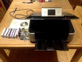 Freecycle Canon Pixma MP640 Printer/Scanner
