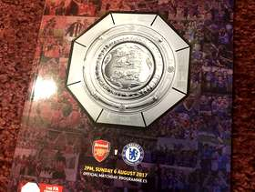 Freecycle Arsenal fa community shield 2017