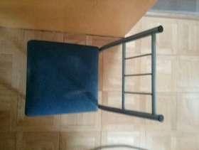Freecycle Metal chair