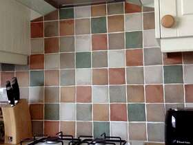Freecycle Assorted Leftover Tiles