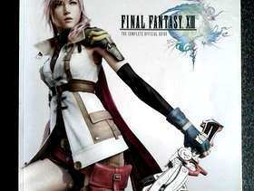 Freecycle Final Fantasy XIII: The Complete Official Guide by Piggyback (Paperback, ...
