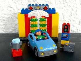 Freecycle Lego Duplo Car Wash