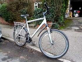 Freecycle Trek mountain bike