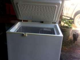 Freecycle Chest freezer