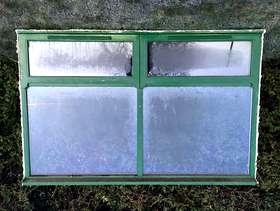 Freecycle Double glazed windows