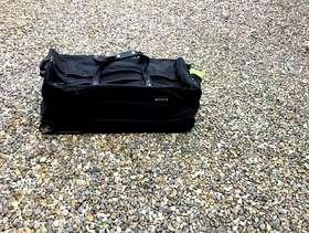 Freecycle Suitcase