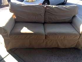 Freecycle FREE Sofa Loveseat