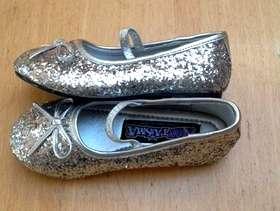 Freecycle BRAND NEW Funtasma Glitter Ballet Shoes for child - UK ...