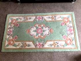 Freecycle Chinese style rug: Chinese rug - 510 aubusson full cut