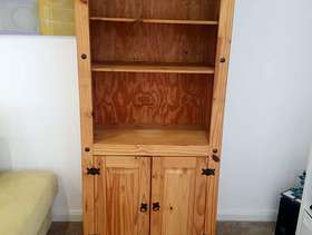 Freecycle Mexican pine dresser in VGC