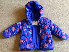 Freecycle Winter Warm, Mothercare baby coat (12-18 month) - £10