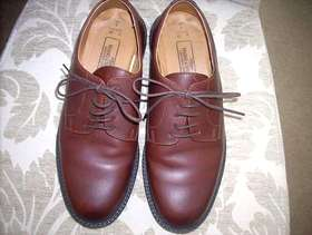 Freecycle New Leather mens Shoes