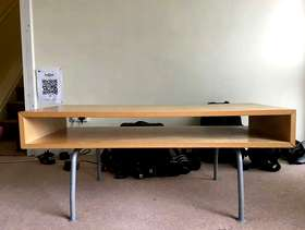 Freecycle Coffee table