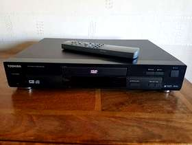 Freecycle Toshiba dvd player