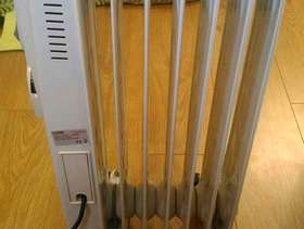 Freecycle Oil filled 1500w electric radiator