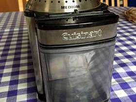 Freecycle Cuisinart burr coffee grinder