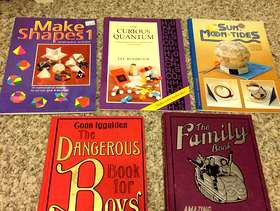 Freecycle Collection of books suitable for ages 10 and up