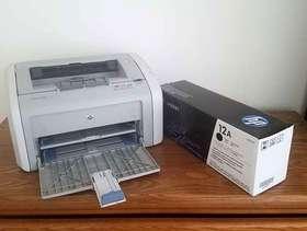 Freecycle HP Laser Printer and Cartridge