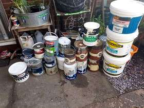 Freecycle FREE Paint