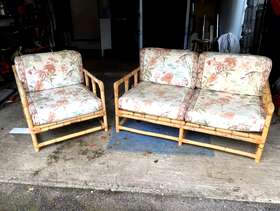 Freecycle 2 piece suite
