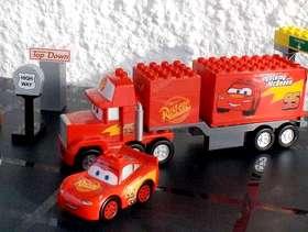 Freecycle Lego Duplo Cars Macks Road Trip