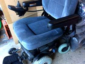 Freecycle Jazzy 1103 Ultra Electric Wheelchair